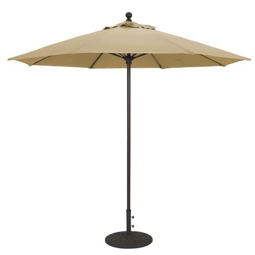 9 Foot Fiberglass Rib Commercial Quality Umbrella
