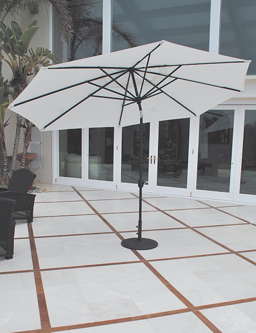 oval patio umbrella
