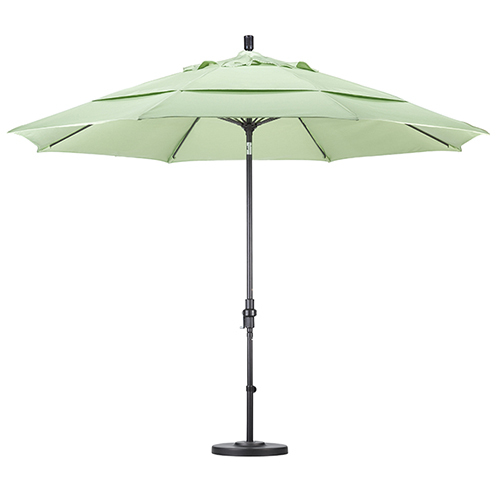 11 foot wind resistant patio umbrella