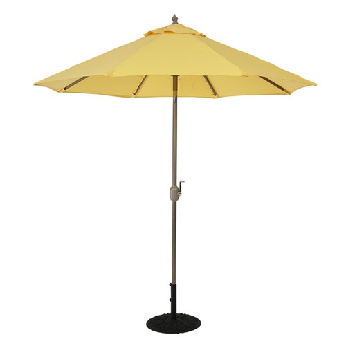 7 foot aluminum patio umbrellas