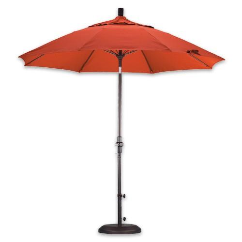 9 foot wind resistant patio umbrellas