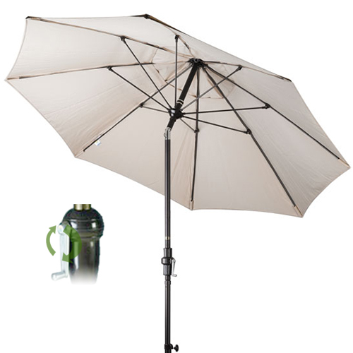 auto tilt patio umbrellas
