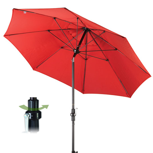 Collar Tilt Patio Umbrellas
