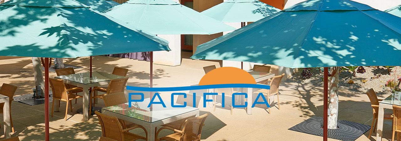 pacifica patio umbrellas