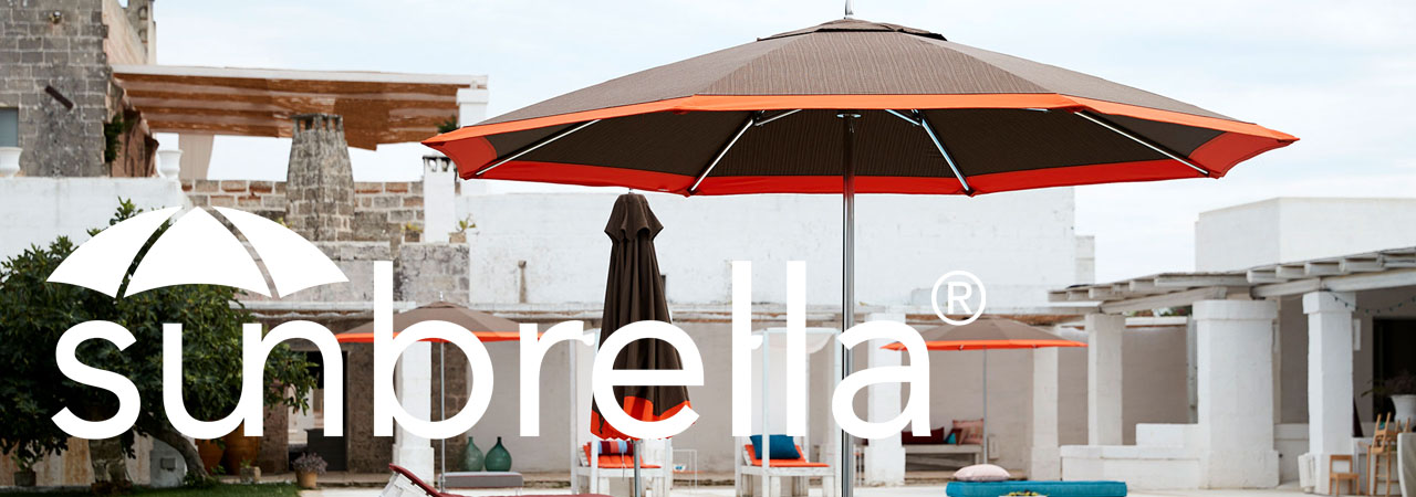 Sunbrella Umbrellas Patio
