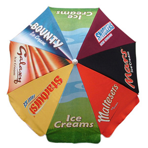 However A Professional Looking Commercial Logo Outdoor Umbrella At Great Prices